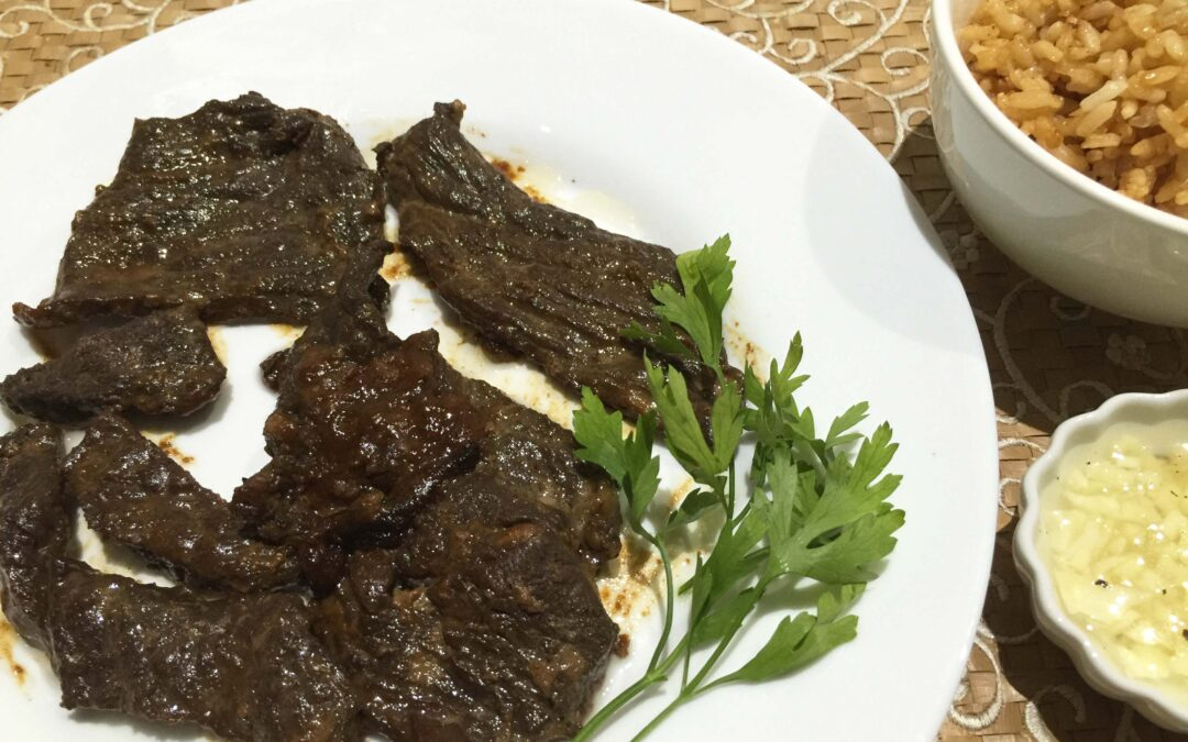 How to Cook the Best Beef Tapa