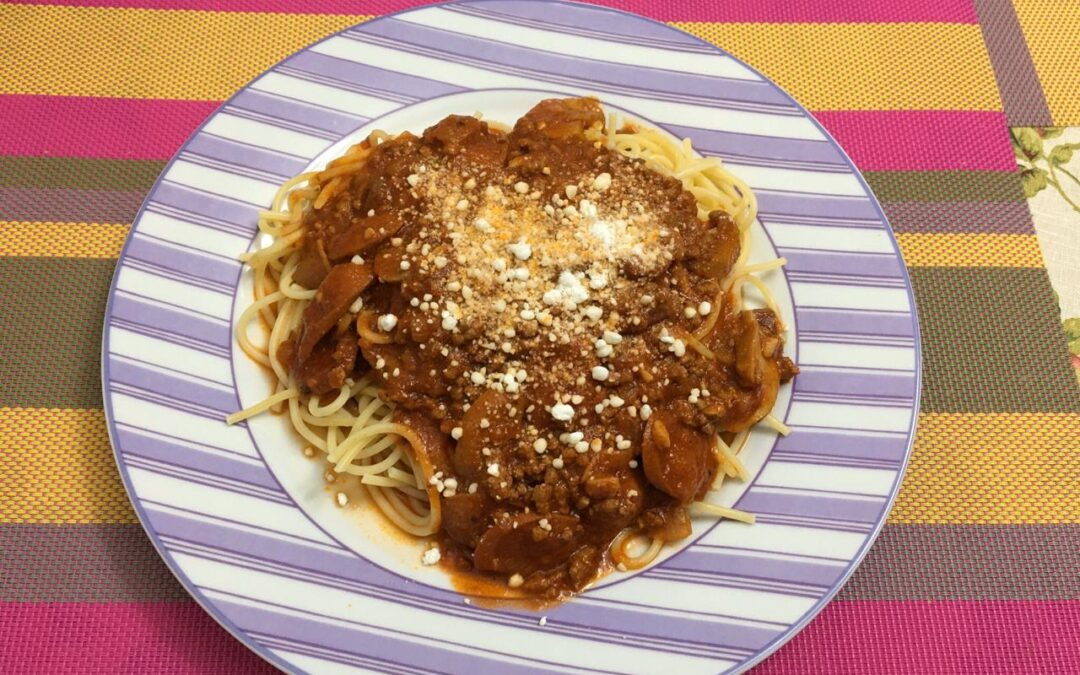How to Cook the Best Filipino Spaghetti