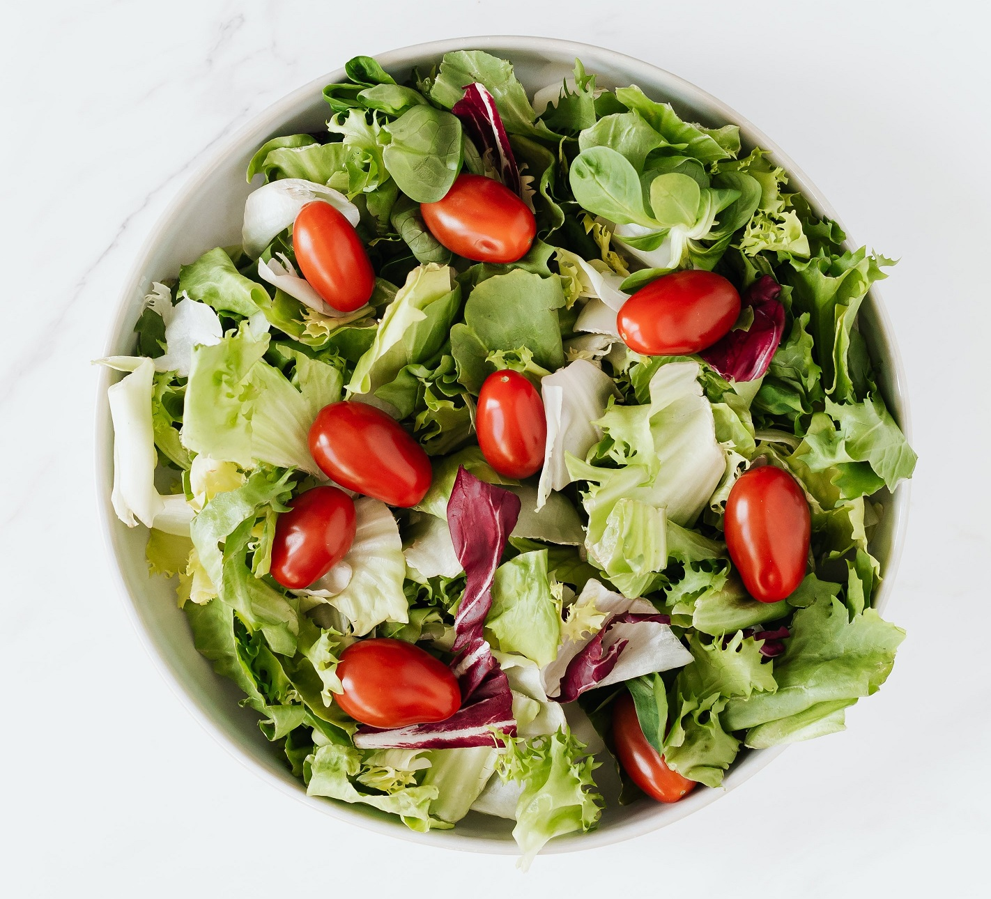 How to Make Perfect Green Salad
